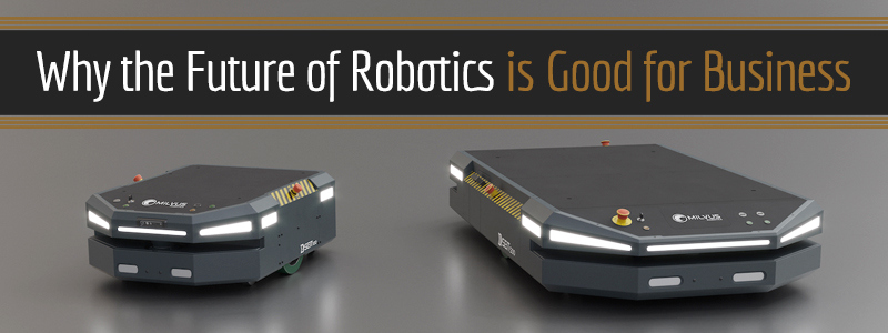 Autonomous mobile robots to handle payloads up to 1500 kg and offered with different attachments for different application needs.